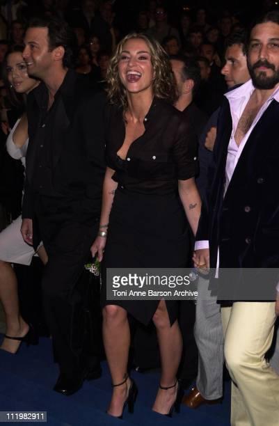 Drea De Matteo during Cannes 2001 R Xmas Premiere at Palais des Festivals in Cannes France