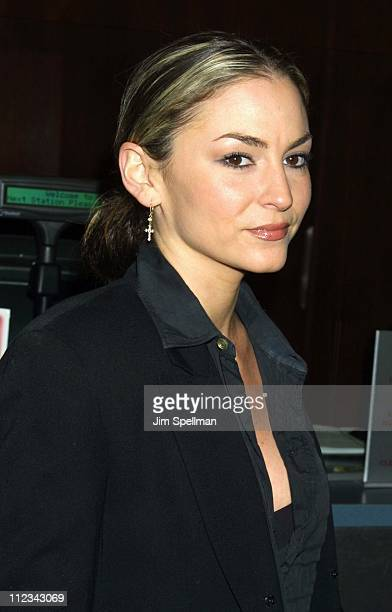 Drea de Matteo during 'The Cat's Meow' New York City Premiere at Beekman Theater in New York City New York United States