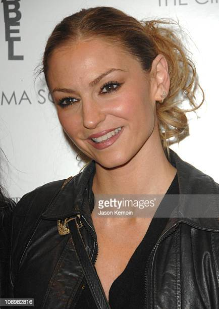 Drea de Matteo during The Cinema Society and The Wall Street Journal Weekend Edition Host a Screening of Babel at Tribeca Grand Screening Room in New...