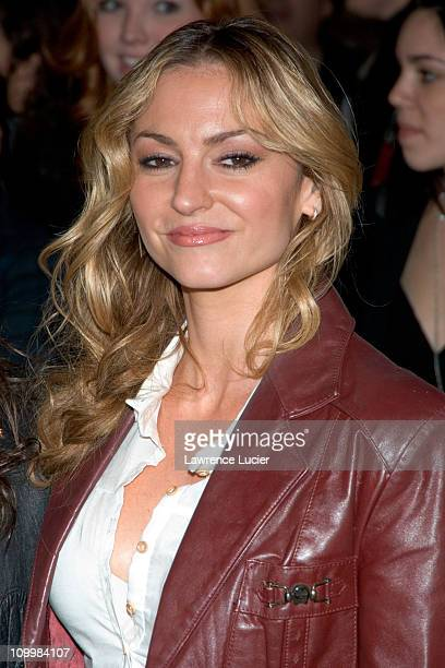 Drea De Matteo during Walk the Line New York City Premiere Outside Arrivals at Beacon Theater in New York City New York United States