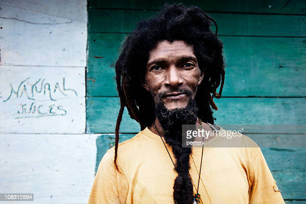 dreadlock retrato