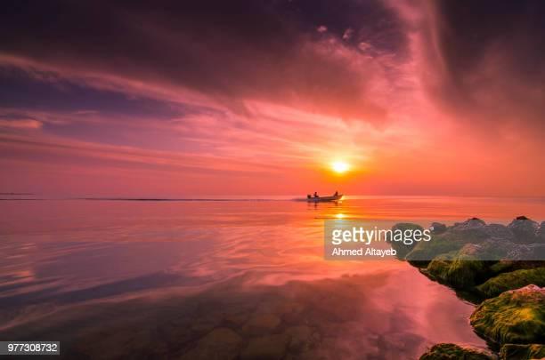 dream beach - bahrain foto e immagini stock