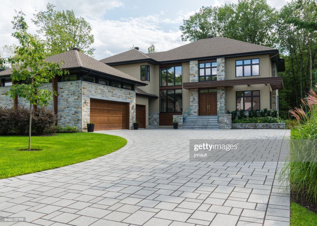 Dream Home, Luxury House, Success : Stock Photo
