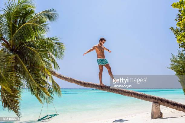 vacances de rêve sur des îles exotiques