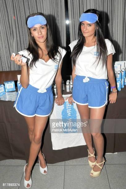 Dream Water Girls attends ASSOCIATION to BENEFIT CHILDREN Junior Committee Fundraiser at Gansevoort Hotel on September 14 2010 in New York City