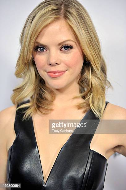 Dreama Walker arrives for the Disney ABC '2013 WInter TCA Tour' event at The Langham Huntington Hotel and Spa on January 10 2013 in Pasadena...