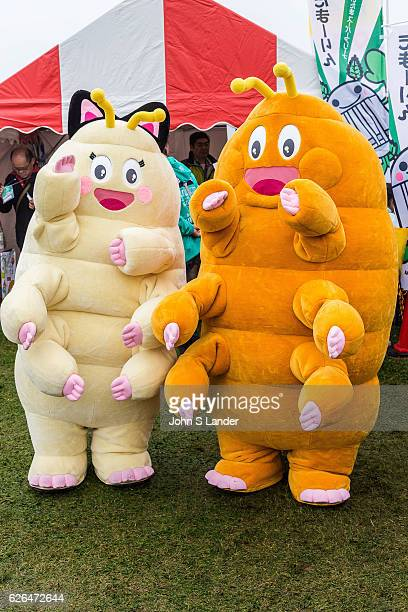 Dreamchan Mascots Japanese celebrate the silly eccentric and adorable like no other country Its obsession with the yurukyara mascots is a perfect...