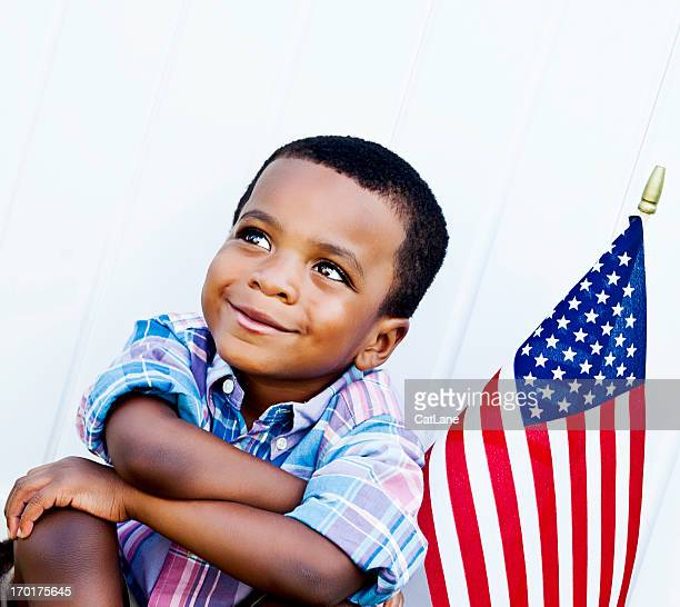 dreaming of a bright future - fourth of july stock photos and pictures