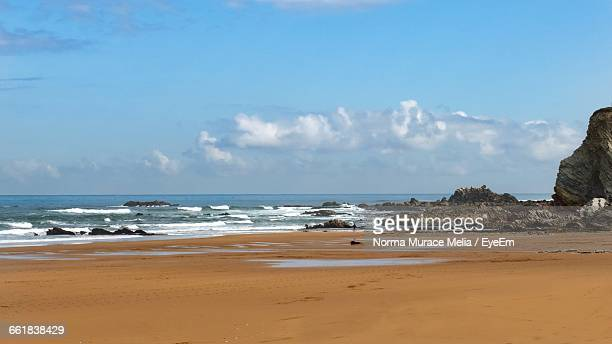 Dreamlike Seascape From The Bay Of Biscay