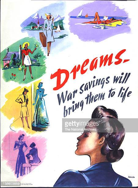 DreamsWar Savings will bring them to life 1943