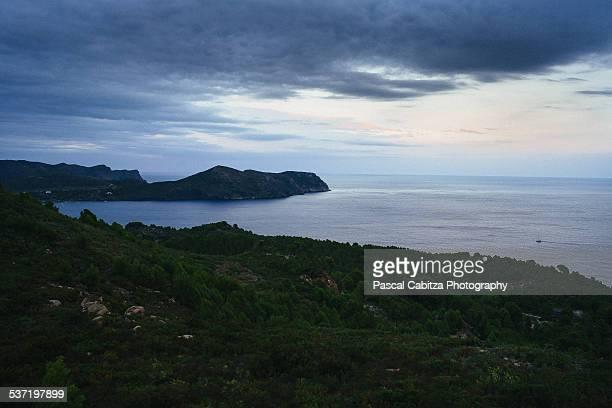 dreamy coast landscape picture - landschaft stock pictures, royalty-free photos & images