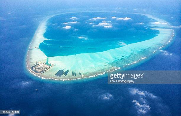 dreamy island of maldives - male maldives stock pictures, royalty-free photos & images