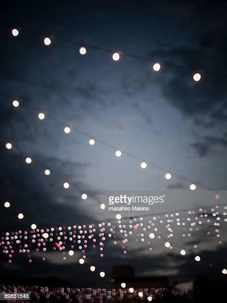 Dreamy lighting
