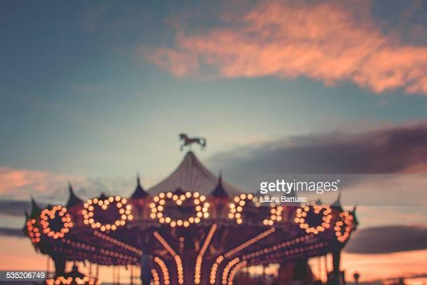 Dreamy merry-go-round