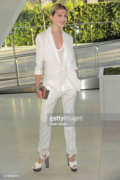 Dree Hemingway attends the 2010 CFDA Fashion Awards at Alice Tully Hall, Lincoln Center on June 7, 2010 in New York City.