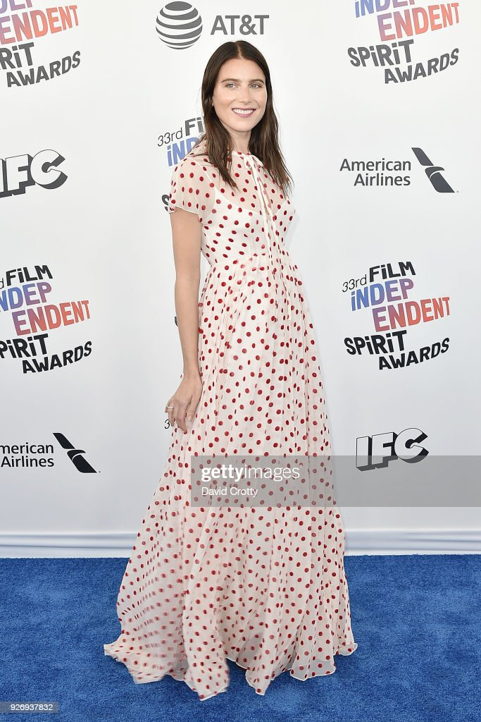 Dree Hemingway attends the 2018 Film Independent Spirit Awards - Arrivals on March 3, 2018 in Santa Monica, California.