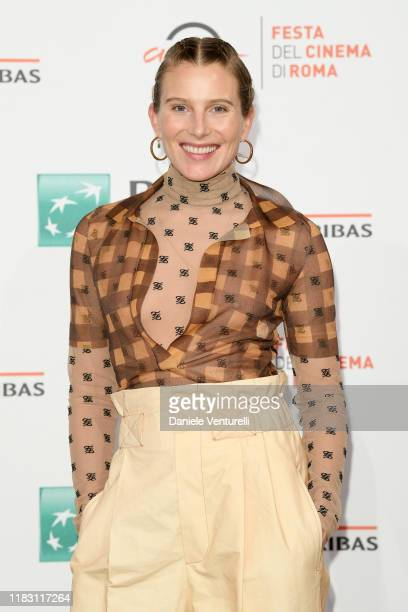 Dree Hemingway attends the photocall of the movie Run With the Hunted during the 14th Rome Film Festival on October 24 2019 in Rome Italy