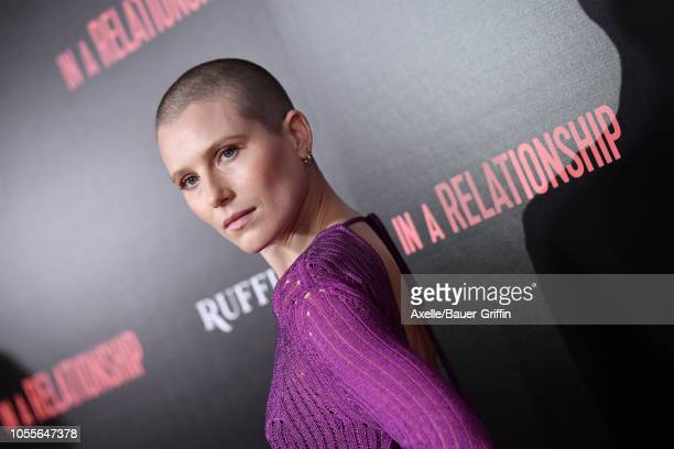 Dree Hemingway attends Vertical Entertainment's 'In A Relationship' Premiere at The London Hotel on October 30 2018 in West Hollywood California