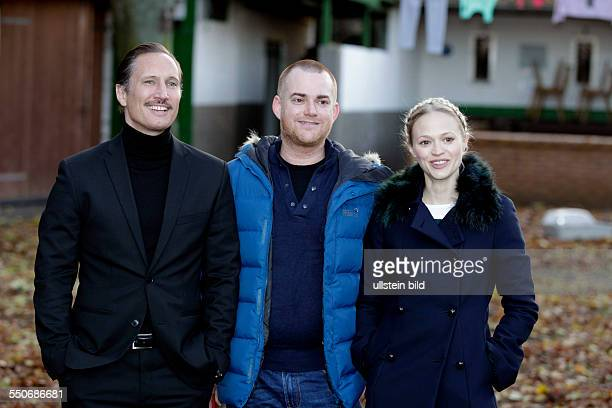 Dreharbeiten zu dem Spielfilm 'Die Einsamkeit des Killers vor dem Schuss' Inhalt Benno Fürmann spielt den Auftragskiller Koralnik der für ein...