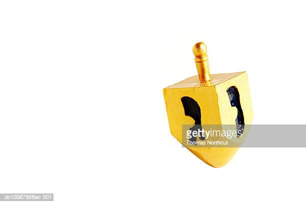 dreidel - dreidel stock photos and pictures
