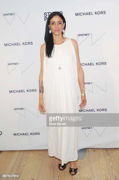 Drena De Niro attends the Whitney Museum's annual Spring Gala and Studio Party 2017 sponsored by Audi and Michael Kors on May 23 2017 in New York City