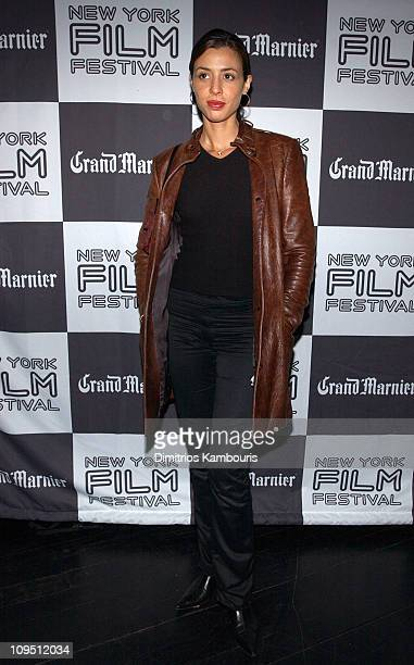 Drena De Niro during Grand Marnier Hosts The Final Cut 40th New York Film Festival Closing Night Feature Sony Picture Classics' Talk To Her at Man...