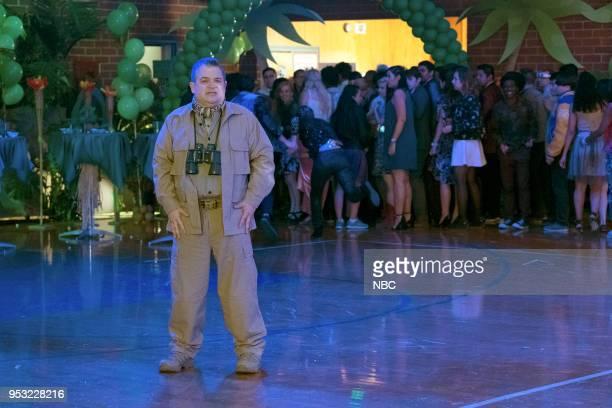 AP BIO 'Drenching Dallas' Episode 113 Pictured Patton Oswalt as Principal Durbin