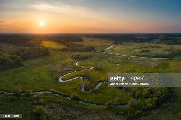 drentsche aa - drenthe stock pictures, royalty-free photos & images