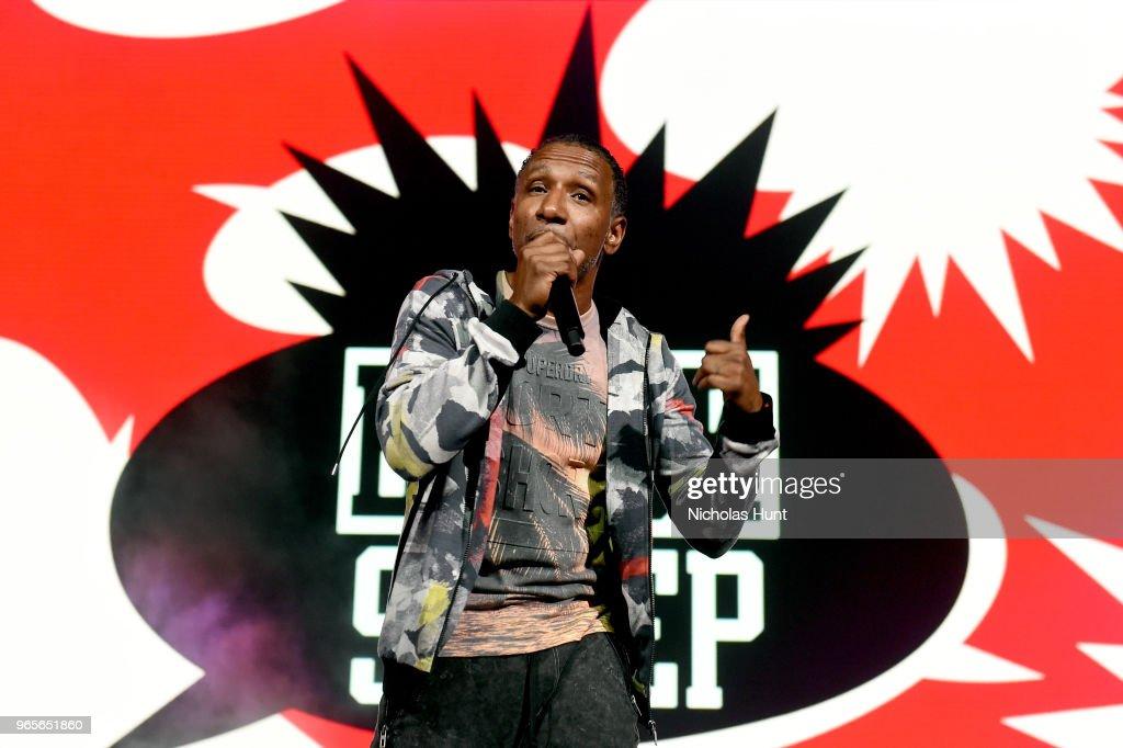 YO! MTV Raps 30th Anniversary Live Event : News Photo