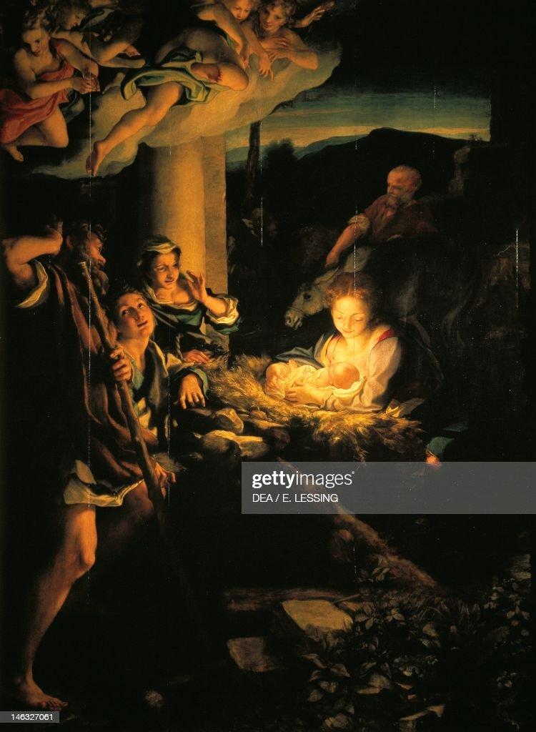The Holy Night : News Photo