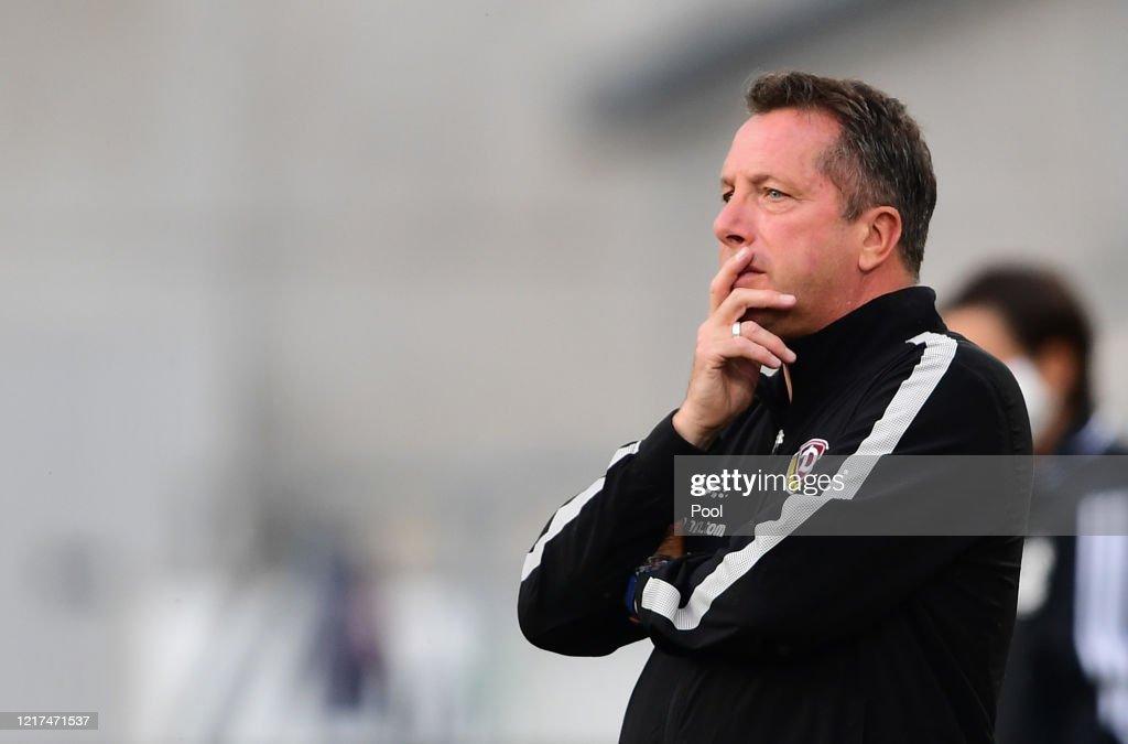 Hannover 96 v SG Dynamo Dresden - Second Bundesliga : News Photo