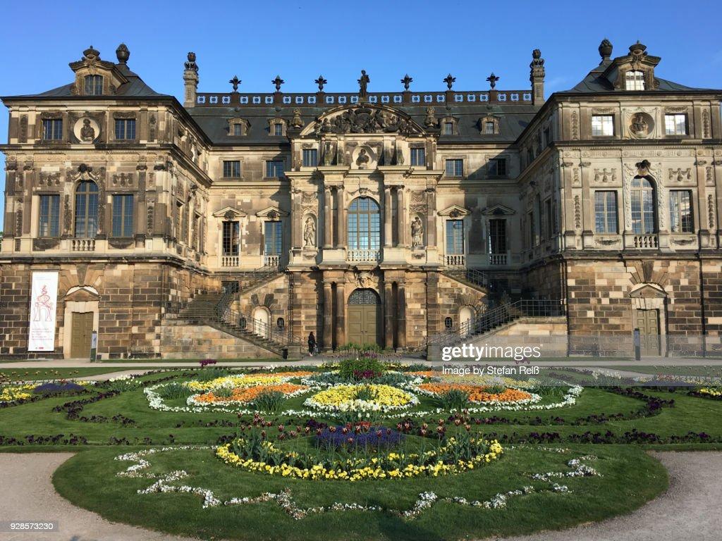 Dresden Palais Großer Garten Stock Photo Getty Images