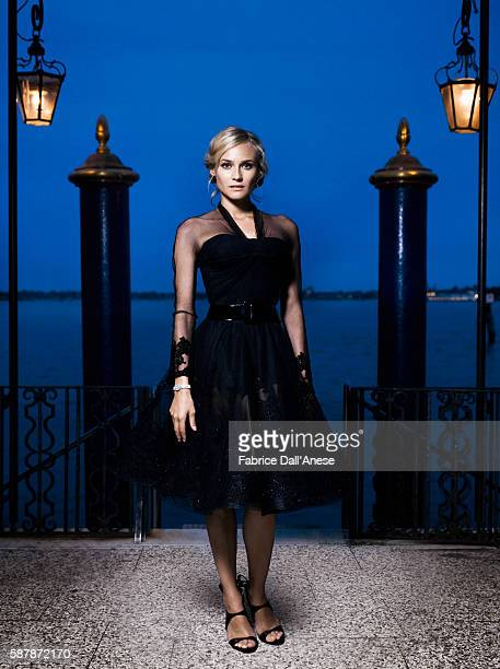 Dress by Dior; Jewellery by Jaeger-Lecoultre
