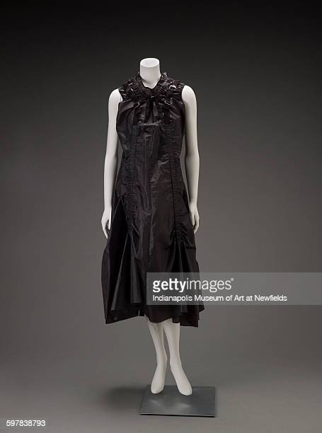 Dress by Japanese artist Junya Watanabe, 2003. Deaccessioned Textiles Fund.