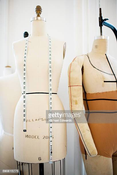 dress forms - dressmaker's model stock photos and pictures