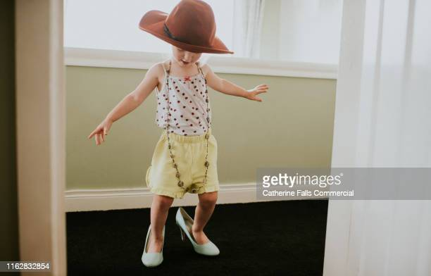 dress up! - high heels stock pictures, royalty-free photos & images