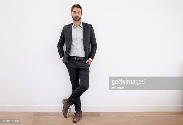 dressed in his business best - metrosexual stock pictures, royalty-free photos & images
