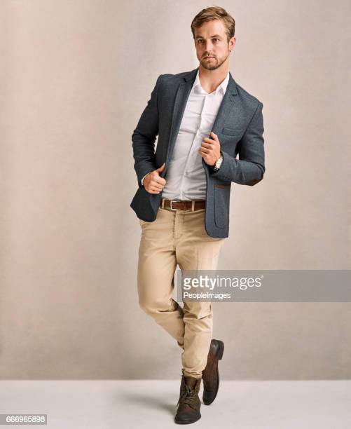 dressed to the nines - men fashion stock photos and pictures