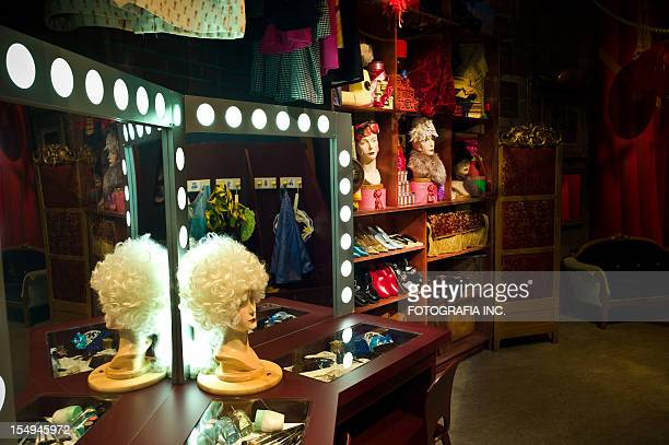 dressing room - backstage stock pictures, royalty-free photos & images