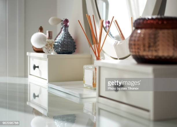 dressing table - dressing table stock photos and pictures