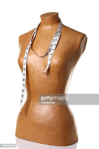 dressmaking mannequin - dressmaker's model stock photos and pictures