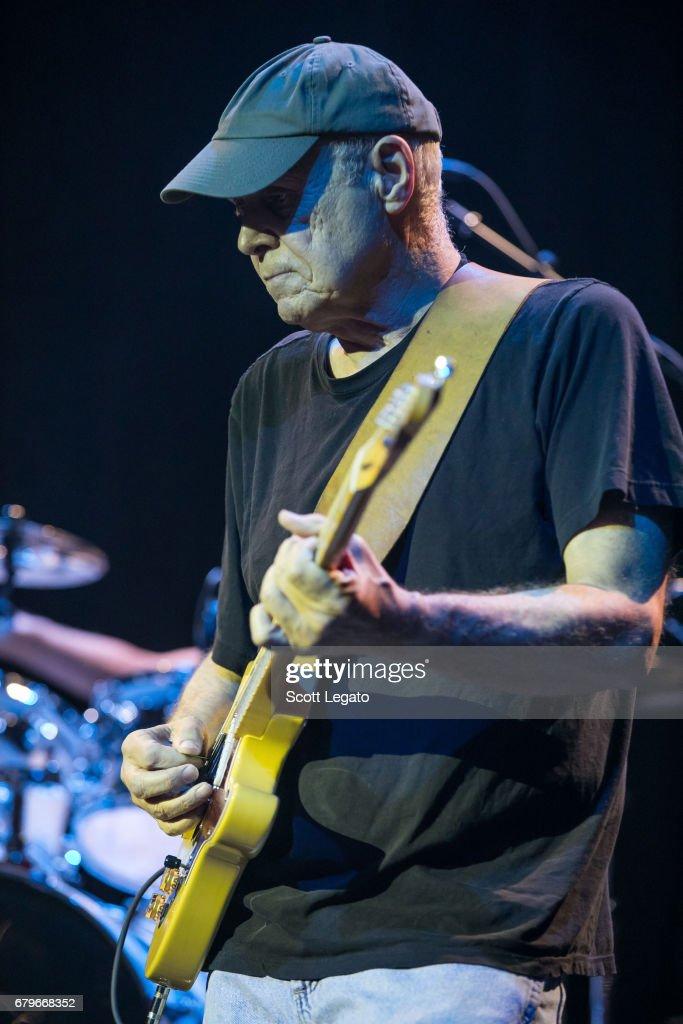 Drew Abbott of Third Power performs during the Detroit Music ...