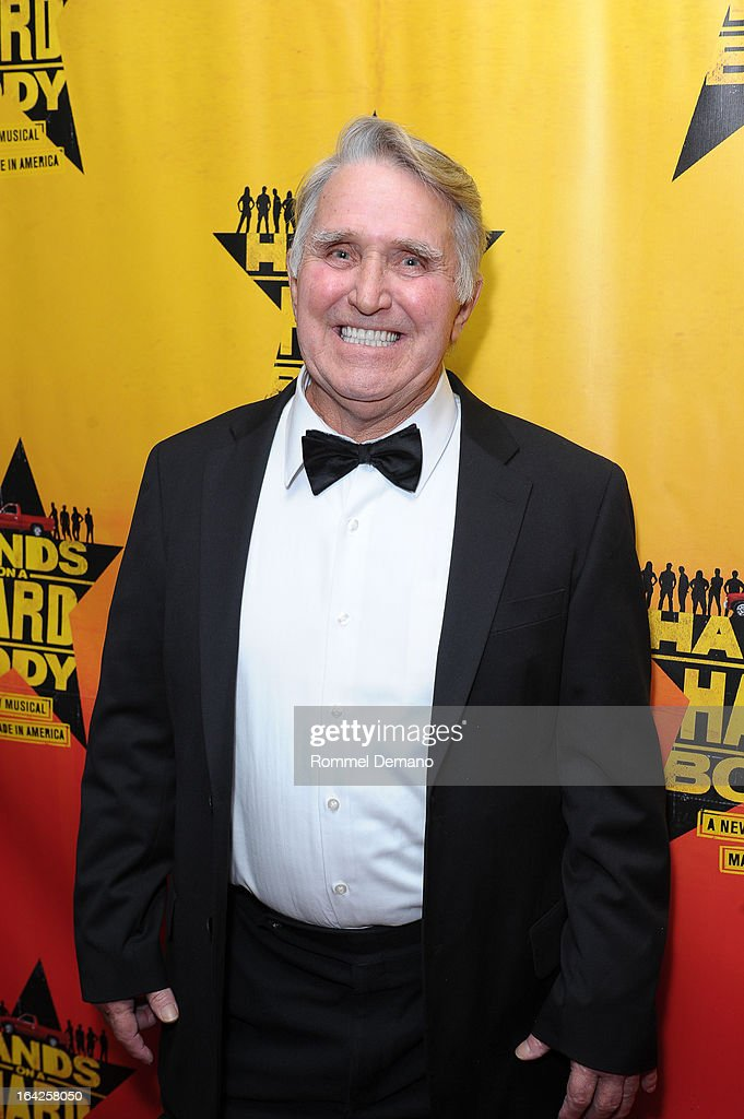 JD Drew attends the 'Hands On A Hard Body' Broadway Opening Night After Party at Roseland Ballroom on March 21, 2013 in New York City.
