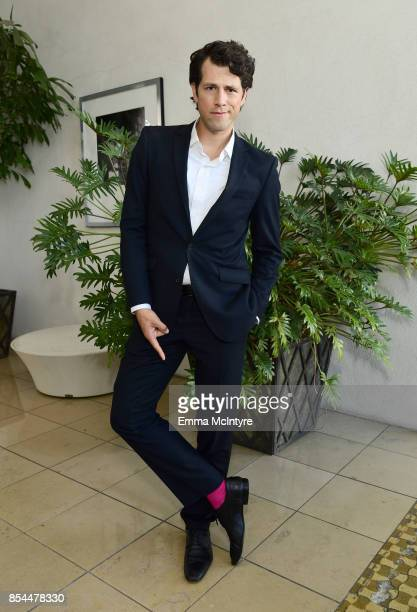 Drew Baldwin at the 2017 Streamy Awards at The Beverly Hilton Hotel on September 26 2017 in Beverly Hills California