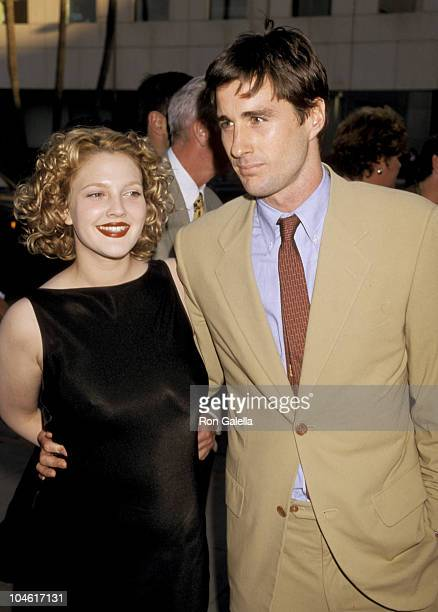 Drew Barrymore and Luke Wilson during 'Ever After' Los Angeles Premiere at The Academy in Beverly Hills California United States