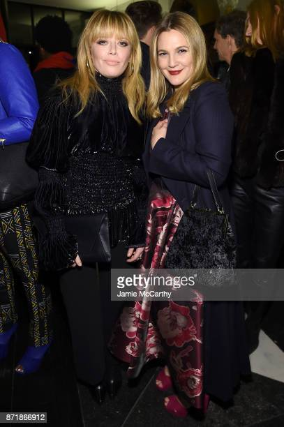Drew Barrymore and Natasha Lyonne attend Christian Siriano celebrates the release of his book 'Dresses To Dream About' at the Rizzoli Flagship Store...