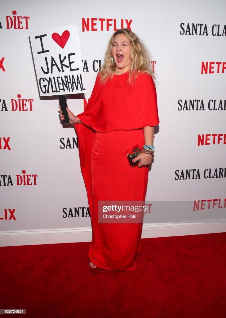 Netflix's 'Santa Clarita Diet' Season 2 Premiere - Arrivals : News Photo