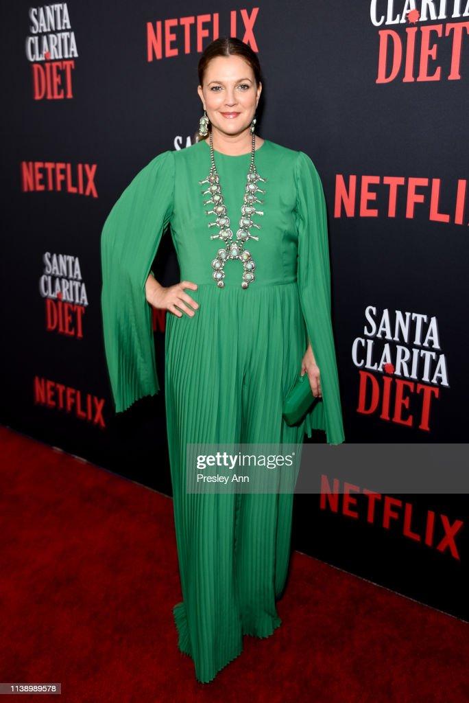 """Netflix's """"Santa Clarita Diet"""" Season 3 Premiere - Red Carpet : Nachrichtenfoto"""