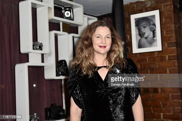 Drew Barrymore attends Nowaday x Drew Barrymore Soiree at Dear Irving Gramercy on November 14 2019 in New York City