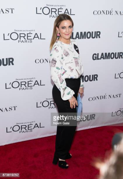 Drew Barrymore attends the 2017 Glamour Women of The Year Awards at Kings Theatre on November 13 2017 in New York City